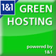 1and1 Green Hosting logo